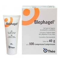 Blephagel- 40gr de gel + 100 compressas