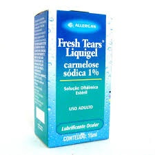 Fresh Tears Liquigel 1%- 15ml